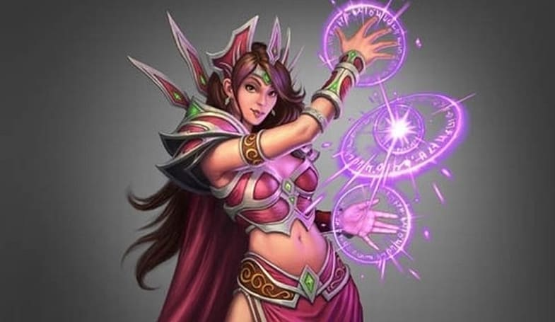 Arcane Brilliance: Old mage armor sets and how to get them, part 1