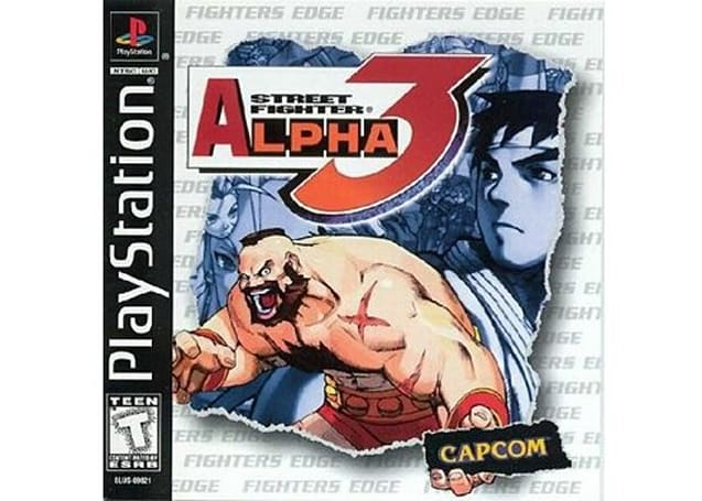 ESRB rates Street Fighter Alpha sequels for PSN