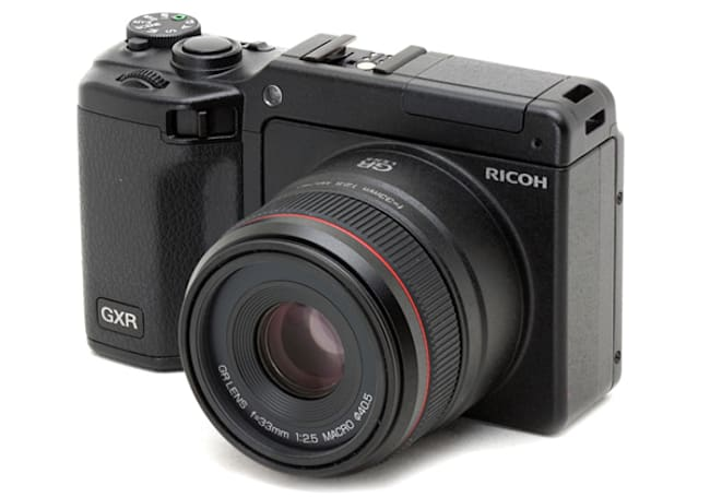 Ricoh GXR now official, generates sample images and early impressions