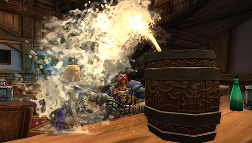 World of Warcraft subs increase to 7.8 million