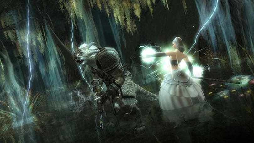 Guild Wars 2 video features developers and new gameplay footage