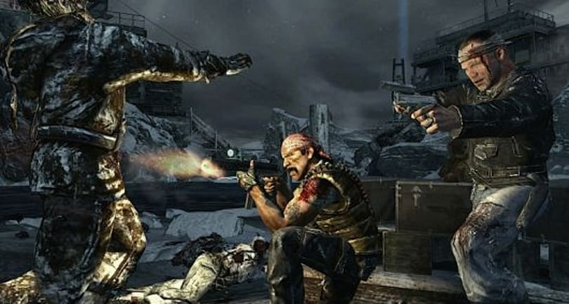 Making the Call of the Dead: Treyarch on Black Ops' celebrity zombie-fest