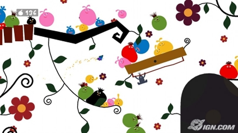 LocoRoco coming to the PS3 ... in some form