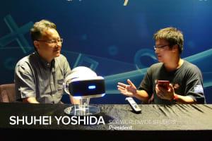 Shuhei Yoshida Talks About the Nintendo PlayStation