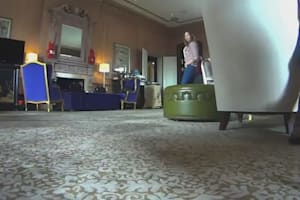 Sony Action Cam Ground Level Sample Video