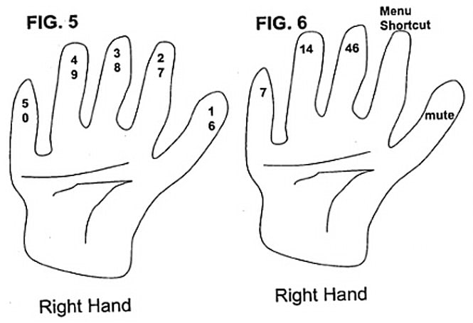 XM patents multi-finger touchscreen -- no, not that one