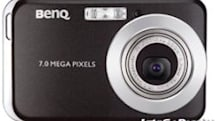 BenQ announces dangerously-slim 7.2 megapixel X720