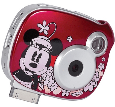 Disney-branded AppClix camera for iPad turns you into the world's happiest shooter