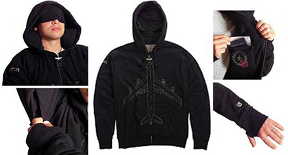 Burton's Sleeper Hoodie: for the dozing boarder
