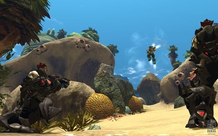 Firefall open beta weekend includes dev-hosted missons