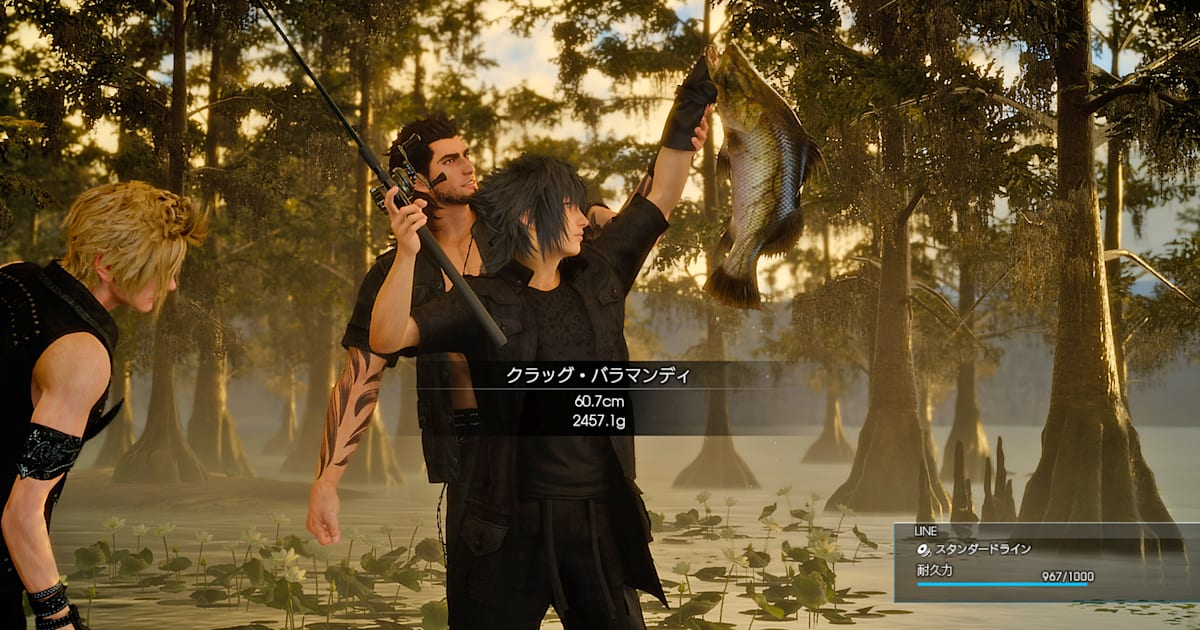 39 Final Fantasy Xv 39 Lands September 30th