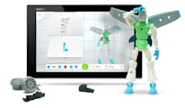 Autodesk's new app lets kids design their own toys