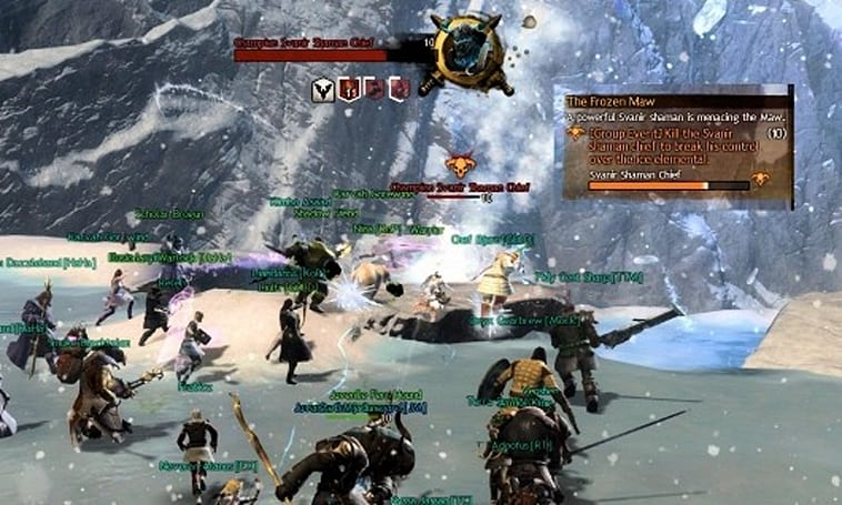 The Daily Grind: Are dynamic events another MMO fad?