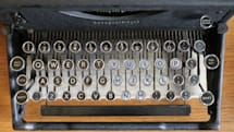 QWERTY keyboards change how you feel about words