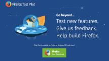 通常版Firefoxで未発表の新機能を試せる『Test Pilot』プログラム開始。一般からのフィードバックで開発を加速