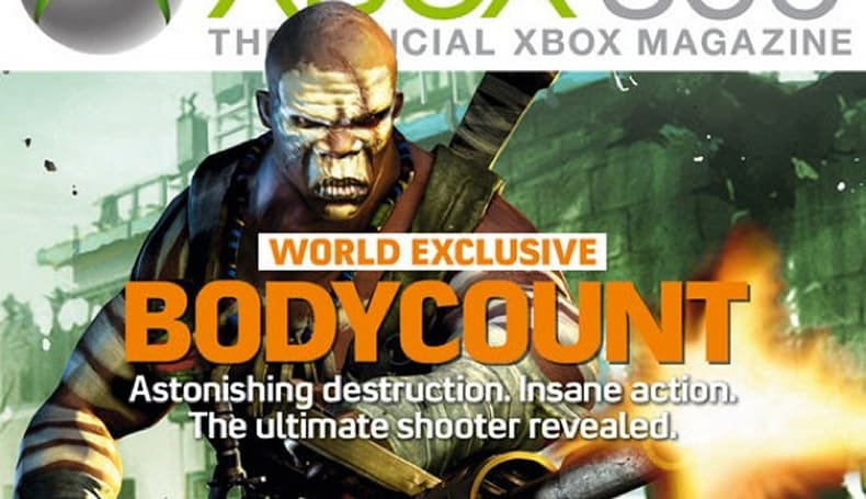 Codemasters' new FPS, Bodycount, announced briefly