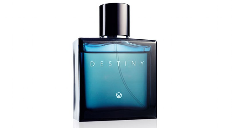 Microsoft smells what's up with 'Destiny Fragrance'