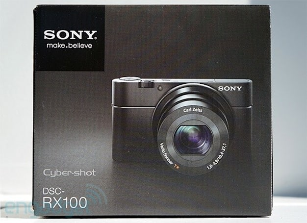 Engadget Giveaway: win a Sony Cybershot DSC-RX100, courtesy of IceMonkey!