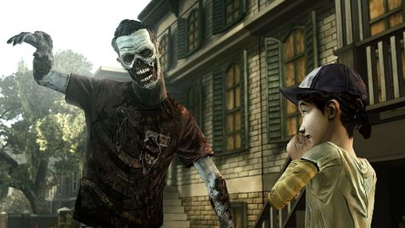 See if others made the choices you made in The Walking Dead: Episode 4