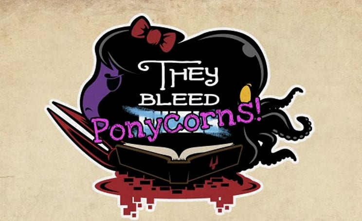XBLIG's 'They Bleed Pixels' features exp., Ponycorn crossover levels