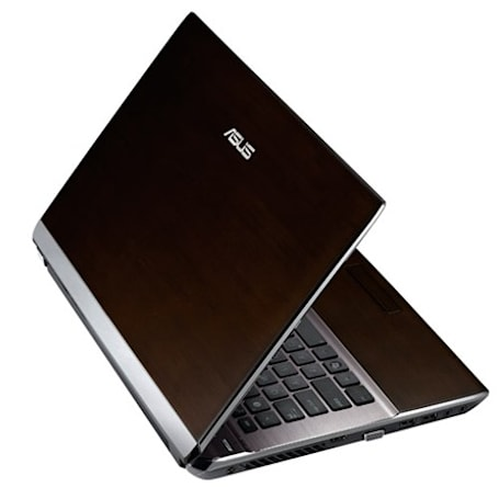 ASUS' bamboo-plated U43SD laptop graduates to Sandy Bridge, so does plain-jane U41SV