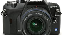 Olympus E-410 EVOLT DSLR gets reviewed