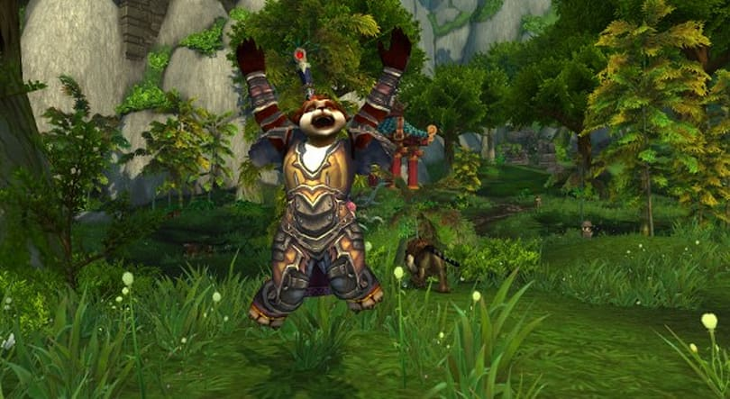 World of Warcraft: Mists of Pandaria now live in Europe