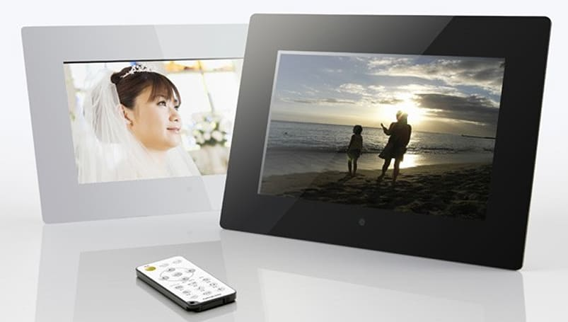 Onkyo busts out HDMI-connected 10.1-inch picture frame