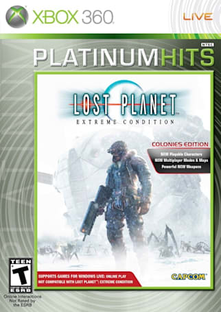 Lost Planet Colonies confirmed for $30, online not backwards-compatible