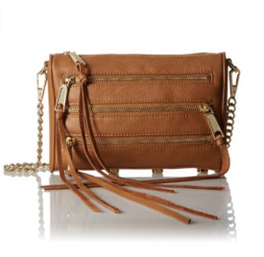 Mini 5 Zip Cross Body & More