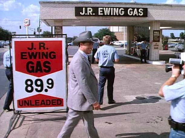 J.R. Ewing's back to promote solar power, no one under 30 knows why this is so funny