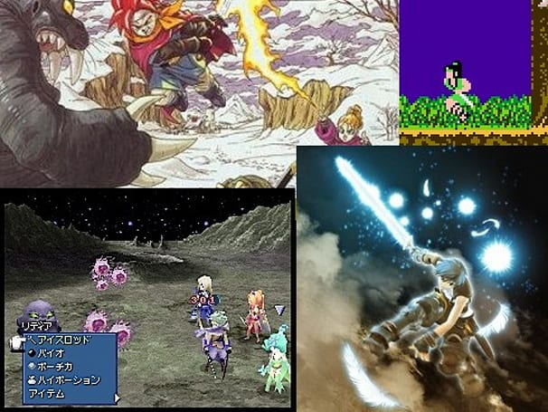Square Enix E3 lineup loaded with sequels, remakes