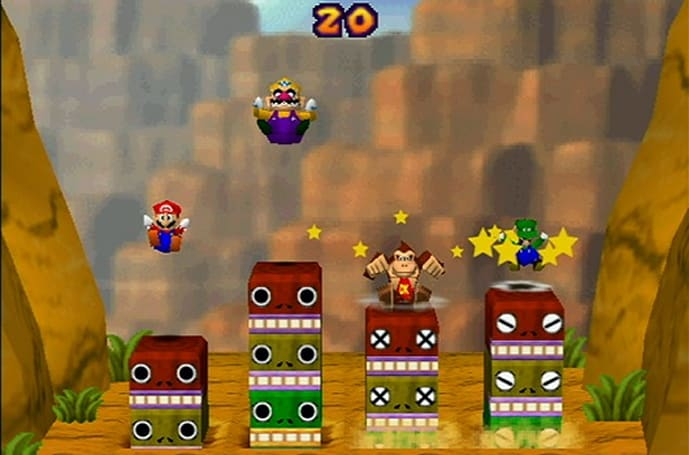 NintendoWare Weekly: Mario Party 2, Frobot