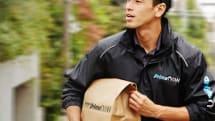 大阪や兵庫でも1時間配達、Amazonの超速配サービス Prime Now がエリア拡大。卵や牛乳も取り扱い