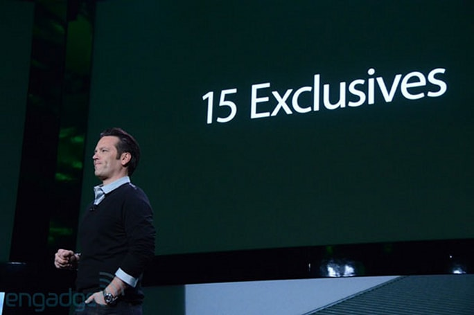 Xbox Studios will release 15 exclusive One titles in the first year, eight new franchises