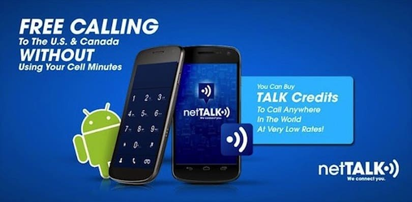 NetTalk updates Android application with fresh UI, new in-app features