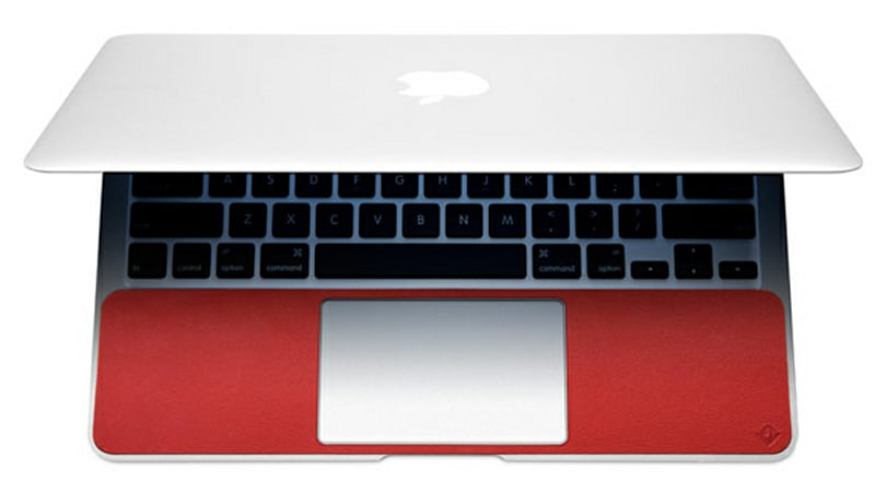 Twelve South unveils SurfacePad: leather wrist pad for MacBook Air