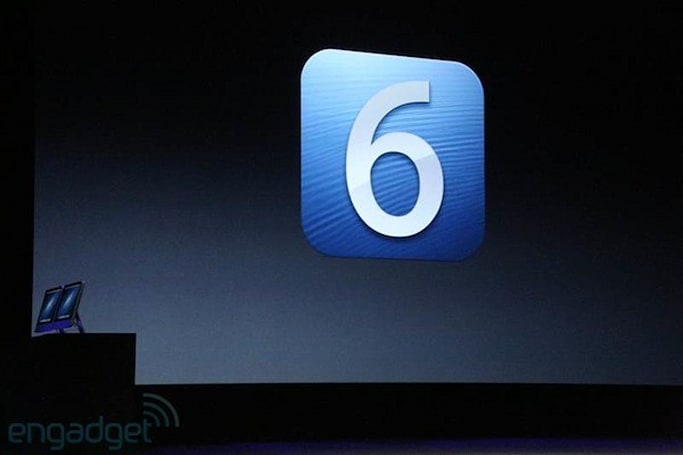 iOS 6 gets official debut on the iPhone 5: Maps, Passbook, iCloud Tabs and more