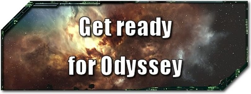 EVE Evolved: Get ready for Odyssey