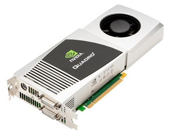 NVIDIA rolls out Quadro FX 4800 graphics card for Mac Pro users