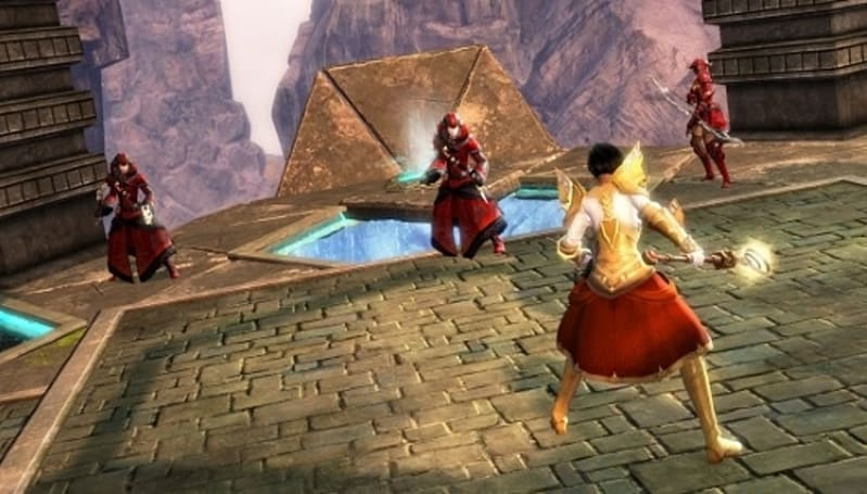 Guild Wars 2 will let you replace PvP opponents with standardized clones