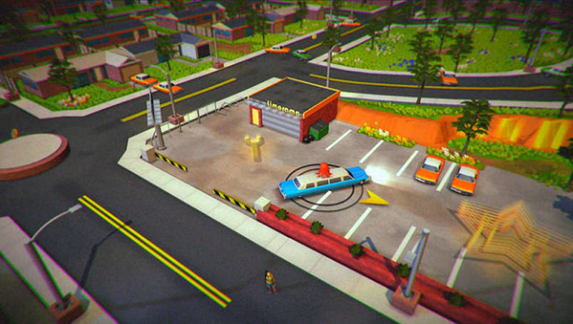 Roundabout goes cross-buy on PS4 and Vita