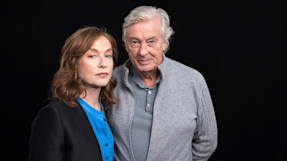 "Isabelle Huppert and Paul Verhoeven Discuss Their Film, ""Elle"""