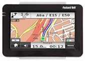 Packard Bell's Compasseo 810 and 830 GPS units