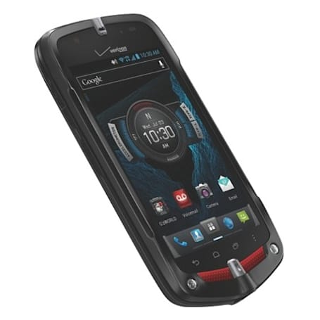 Casio G'zOne Commando 4G LTE lands on Verizon with faster data, more letters