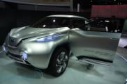 Nissan Terra concept takes you and your fuel cell off the beaten path (video)