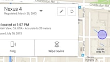 Google、紛失した端末を探すAndroid Device Manager を今月開始。地図表示や遠隔消去など