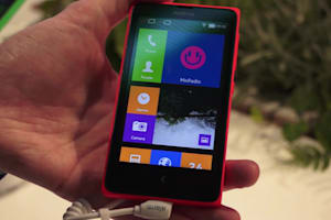 Nokia X Software Hands-On