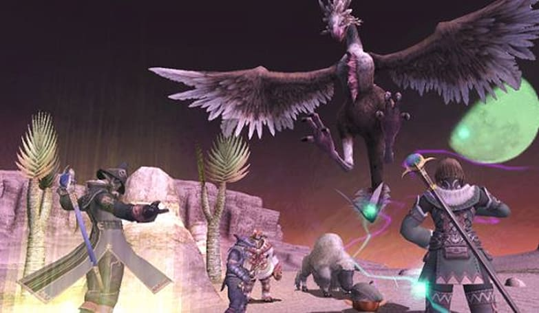 Final Fantasy XI celebrates 11 years with high-level presents