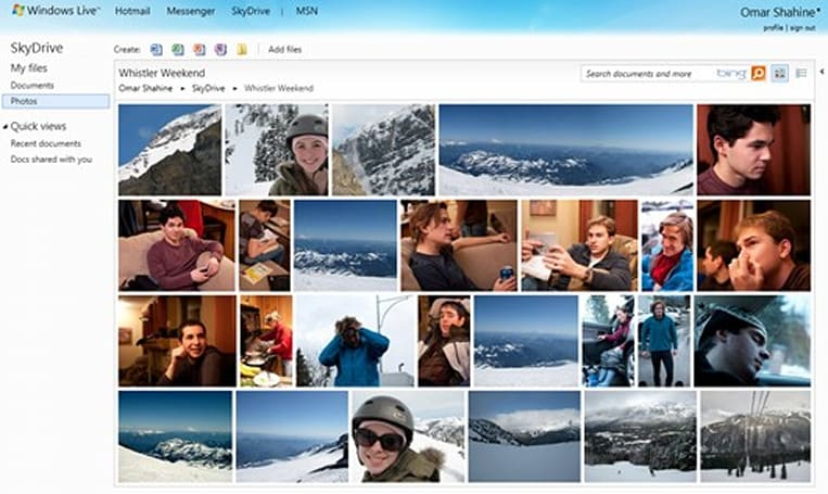 Microsoft upgrades SkyDrive, reminds us of its place in the cloud (video)